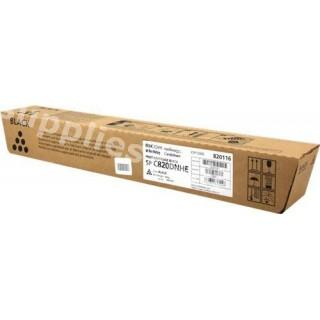 ORIGINAL Ricoh toner nero 820116 821058