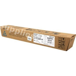 ORIGINAL Ricoh toner ciano 820119 821061