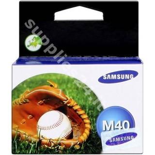 ORIGINAL Samsung Cartuccia d'inchiostro nero INK-M40 ~750 PAGINE