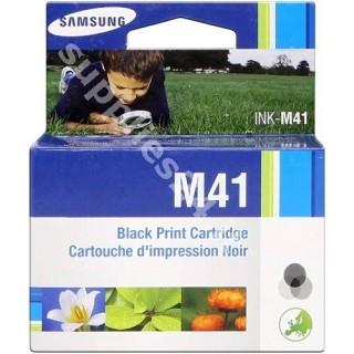 ORIGINAL Samsung Cartuccia d'inchiostro nero INK-M41 ~750 PAGINE