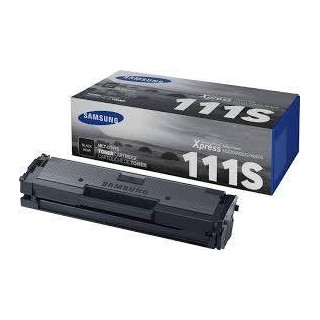 MLT-D111S Toner Originale Nero Samsung Xpress M2020W M2022 M2022W M2026 M2026W M2070 M2070F M2070FW M2070W