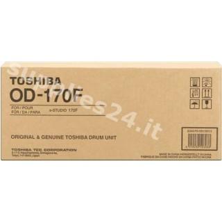 ORIGINAL Toshiba Tamburo nero OD-170F 6A000000311 ~20000 PAGINE Tamburo OPC