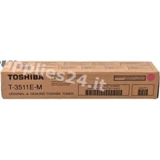 ORIGINAL Toshiba toner magenta T-3511EM 6AK00000055 ~10000 PAGINE