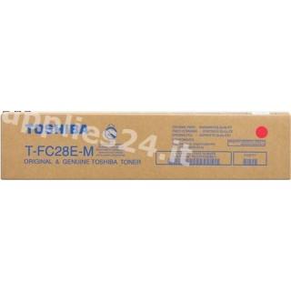 ORIGINAL Toshiba toner magenta T-FC28EM 6AJ00000048 ~24000 PAGINE