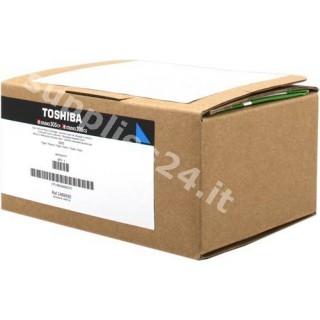 ORIGINAL Toshiba toner ciano T-FC305PC-R 6B000000747 ~3000 PAGINE cartuccia di stampa riutilizzabile