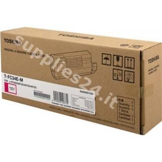 ORIGINAL Toshiba toner magenta T-FC34EM 6A000001533 ~11500 PAGINE