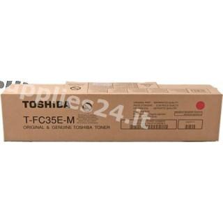 ORIGINAL Toshiba toner magenta T-FC35EM 6AJ00000052 ~29500 PAGINE