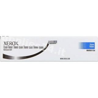 ORIGINAL Xerox toner ciano 006R01154 ~15000 PAGINE