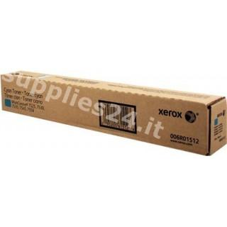 ORIGINAL Xerox toner ciano 006R01512 ~15000 PAGINE