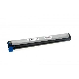 43640302 Toner Compatibile Nero Per Oki B2000 B2200 B2400 B2400N