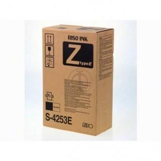 Riso Inchiostro compatibile pacco doppio nero (S4253E, S4253) per Riso MZ 770 200 230 301 200 300 370201 300 570
