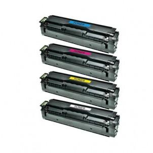 CLT-504 KIT 4 TONER Compatibili PER SAMSUNG CLP 410 CLP 415 CLX 4170 CLX 4195 Xpress C1810W C1860FW