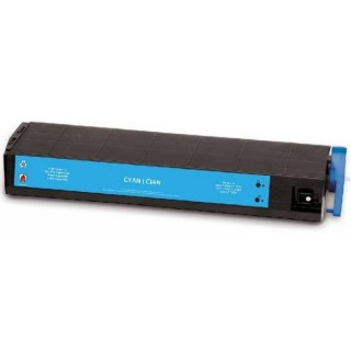 41963607 Toner compatibile Ciano Per OKI C9200 C9300 C9400 C9500 Xerox Phaser 2135 7300