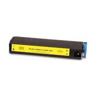 41963605 Toner compatibile Giallo Per OKI C9200 C9300 C9400 C9500 Xerox Phaser 2135 7300