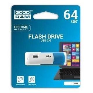 Pendrive GoodRAM 64GB UCO2 MIX USB 2.0