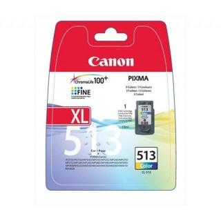 Cartuccia Canon CL 513 Originale