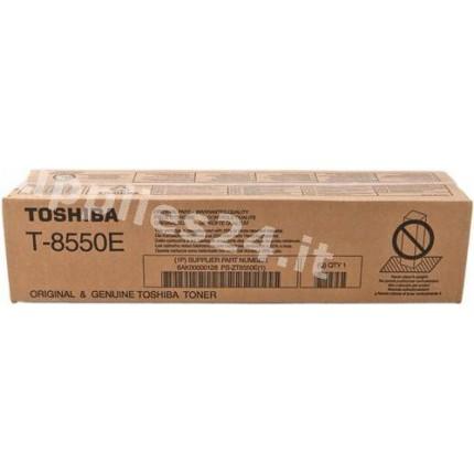 T-8550E Toner Originale TOSHIBA E-STUDIO 555, E-STUDIO 655, E-STUDIO 755, E-STUDIO 855