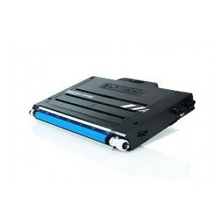 Toner Samsung CLP 510 CLP 515 CLP 560 Ciano
