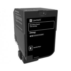 74C2HK0 Toner Compatibile Nero Per Lexmark CS720 CS725 20.000 Pagine