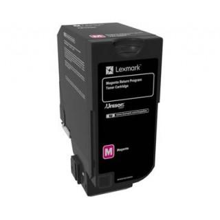 74C20M0 Toner Compatibile Magenta Per Lexmark CS720 CS725 3.000 Pagine