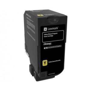 74C20Y0 Toner Compatibile Giallo Per Lexmark CS720 CS725 3.000 Pagine