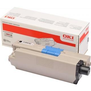 46508716 Toner Originale Nero Oki C332DN MC363DN MC363N