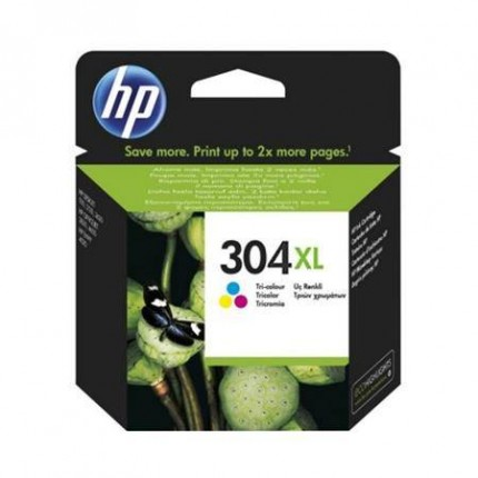 N9K08AE Cartuccia Originale HP304XL NERA