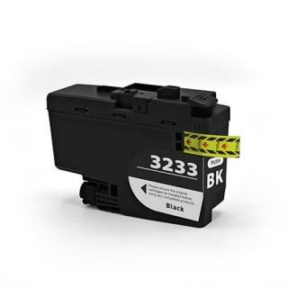 Cartuccia Brother LC3233BK Compatibile Nera
