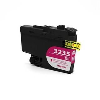 Cartuccia Brother LC3235XLM Compatibile Magenta