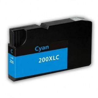 14L0198 Cartuccia N°200 Lexmark Compatibile Ciano