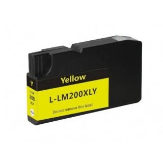 14L0200 Cartuccia N°200 Lexmark Compatibile Giallo