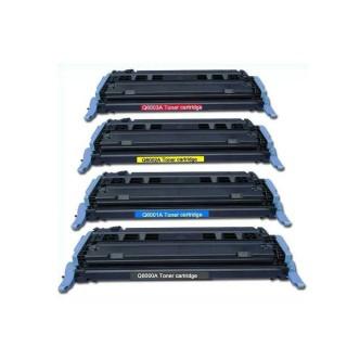 Toner HP Laserjet 1600 2600N CM1015 CM1017 Kit 4 Toner