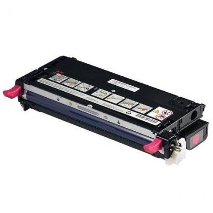 Toner Compatibile Magenta Per Dell 3110CN Dell 3115CN 8.000 Pagine