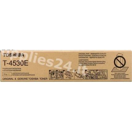 ORIGINAL Toshiba toner nero T-4530E 6AJ00000055