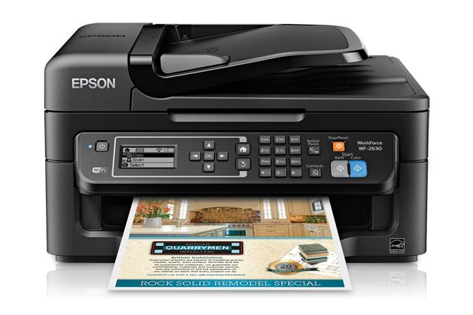 Come cambiare le cartucce nella stampante epson wf 2630